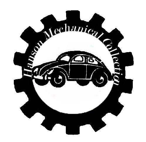 1955 Vw Beetle Hanson Mechanical Collection